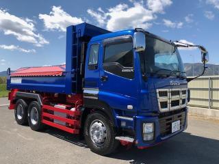 いすゞ QKG-CXZ77AT H24