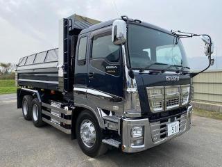 いすゞ QKG-CXZ77AT H26